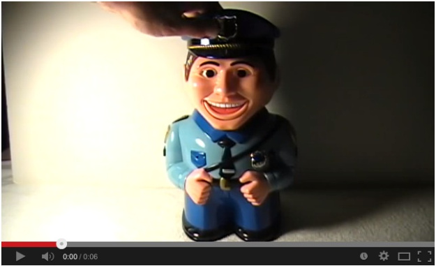 """Look, you can buy your very own """"Food Police"""" cookie jar.  Click to watch the video..."""